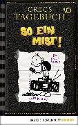 Cover-Bild zu eBook Gregs Tagebuch 10 - So ein Mist!