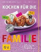 Cover-Bild zu Cramm, Dagmar von: Kochen für die Familie (eBook)