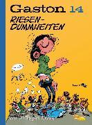 Cover-Bild zu Franquin, André: Gaston Neuedition 14: Riesendummheiten