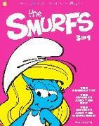 Cover-Bild zu Peyo: Smurfs 3-in-1 #2