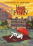 Cover-Bild zu Vieweg, Olivia: Huck Finn