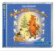 Cover-Bild zu Wieslander, Jujja: Mama Muh feiert Weihnachten