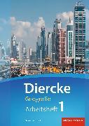 Cover-Bild zu Diercke Geografie 1. Ausgabe 2018. Arbeitsheft. CH