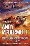 Cover-Bild zu McDermott, Andy: The Resurrection Key (Wilde/Chase 15)