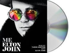 Cover-Bild zu ELTON JOHN: ME ELTON JOHN OFFICIAL AUTOBIOGRAPHY CD
