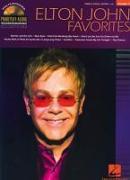 Cover-Bild zu John, Elton: Elton John Favorites: Piano Play-Along Volume 77