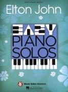 Cover-Bild zu John, Elton (Gespielt): Elton John: Easy Piano Solos
