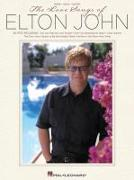 Cover-Bild zu John, Elton (Gespielt): The Love Songs of Elton John