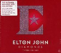 Cover-Bild zu John, Elton: Diamonds (3CD Deluxe 2019)