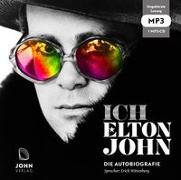 Cover-Bild zu John, Elton: Ich: Die Autobiografie