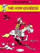 Cover-Bild zu Lethurgie, Jean: The Pony Express