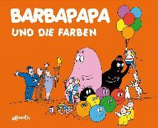 Cover-Bild zu Barbapapa und die Farben von Taylor, Talus