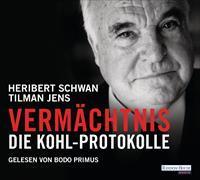 Cover-Bild zu Vermächtnis von Schwan, Heribert