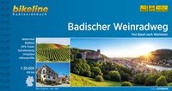 Cover-Bild zu Badischer Weinradweg. 1:50'000
