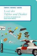 Cover-Bild zu Land der Tüftler und Denker von Jenewein, Andrea