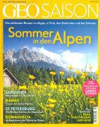 Cover-Bild zu Sommer in den Alpen von Osterkorn, Thomas (Hrsg.)