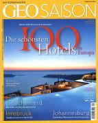 Cover-Bild zu Die 100 schönsten Hotels in Europa von Osterkorn, Thomas (Hrsg.)