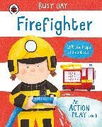 Cover-Bild zu Green, Dan: Busy Day: Firefighter