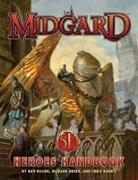 Cover-Bild zu Dan Dillon: Midgard Heroes Handbook for 5th Edition