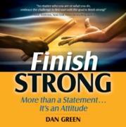Cover-Bild zu Green, Dan: Finish Strong (eBook)