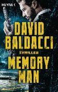 Cover-Bild zu Memory Man von Baldacci, David