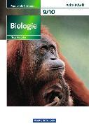 Cover-Bild zu Biologie plus 9./10. SJ. Arbeitsheft. Ausgabe Volk und Wissen. TH von Angermann, Iris