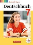 Cover-Bild zu Deutschbuch - Realschule 7. Schuljahr. Neubearbeitung. Schülerbuch. BY von Bildl, Gertraud