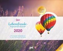 Cover-Bild zu Der PAL-Lebensfreude-Inspirationen-Kalender 2020 von Wolf, Doris