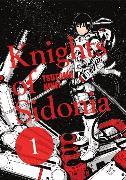 Cover-Bild zu Nihei, Tsutomu: Knights of Sidonia, volume 1
