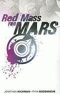 Cover-Bild zu Jonathan Hickman: A Red Mass For Mars