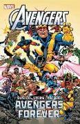 Cover-Bild zu Hickman, Jonathan: Avengers Forever (new Printing)