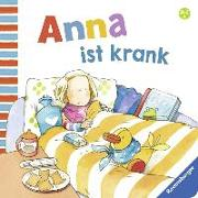 Cover-Bild zu Anna ist krank von Schwarz, Regina
