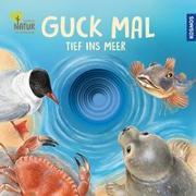 Cover-Bild zu Guck mal tief ins Meer von Apfelbacher, Lisa