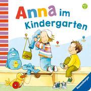 Cover-Bild zu Anna im Kindergarten von Schwarz, Regina