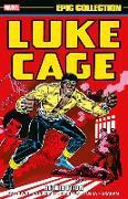 Cover-Bild zu Goodwin, Archie: Luke Cage Epic Collection: Retribution