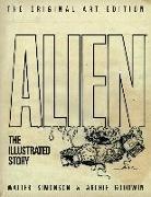 Cover-Bild zu Goodwin, Archie: Alien: The Illustrated Story (Original Art Edition)