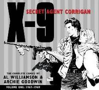 Cover-Bild zu Goodwin, Archie: X-9: Secret Agent Corrigan Volume 1