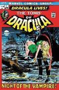Cover-Bild zu Wolfman, Marv: Tomb Of Dracula Omnibus Vol. 1