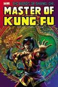 Cover-Bild zu Moench, Doug (Ausw.): Shang-Chi: Master of Kung-Fu Omnibus, Volume 2