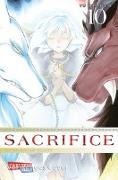 Cover-Bild zu Tomofuji, Yu: Sacrifice to the King of Beasts 10