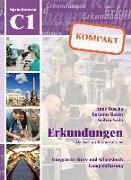 Cover-Bild zu Erkundungen Deutsch als Fremdsprache KOMPAKT C1 von Buscha, Anne
