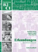 Cover-Bild zu Erkundungen B2/C1. Lehrerhandbuch von Raven, Susanne