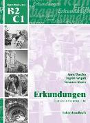 Cover-Bild zu Erkundungen Deutsch als Fremdsprache B2/C1: Lehrerhandbuch von Buscha, Anne