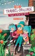 Cover-Bild zu Janotta, Anja: Die Trabbel-Drillinge - Lämmer, Glamour, Macarons