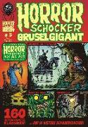 Cover-Bild zu Engel, Rainer F.: Horrorschocker Grusel Gigant 5