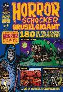 Cover-Bild zu Engel, Rainer F.: Horrorschocker Grusel Gigant 4
