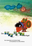 Cover-Bild zu Der Buchstaben-Vogel von Hasler, Eveline