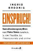 Cover-Bild zu Brodnig, Mag. Ingrid: Einspruch! (eBook)