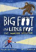 Cover-Bild zu Potter, Ellen: The Monster Detector (Big Foot and Little Foot #2)