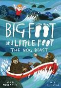 Cover-Bild zu Potter, Ellen: The Bog Beast (Big Foot and Little Foot #4)
